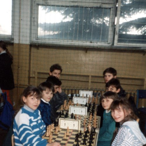 Chess give for our thoughts entirely different direction. It is so far from everything human... from doubt and despair... This game is so abstract,that's why it is soothing. Chess-world in itself, knowing no fuss, no death. It's helping. (E.M. Remarque) Poland 1998