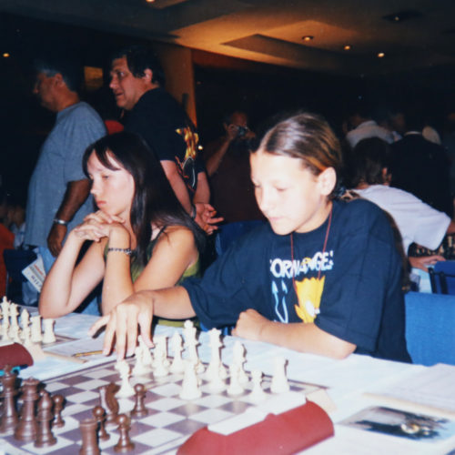 Europe Championship-the 17-th place from 52 paticipants in Greece 2001