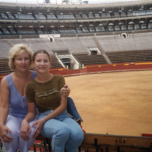 Me and my mummy in Spain (2002)