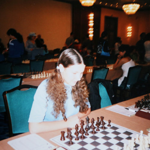 The 9-th place in the World Championship-Greece,Crete 2004