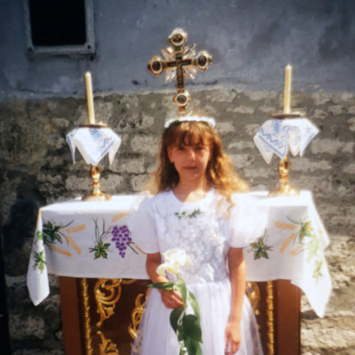The first sacrament-1995