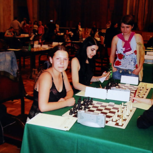 Championship of Europe among Women- Chisinau (Moldova-2005)