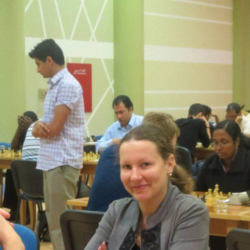 Dubai Open Round 8-2014