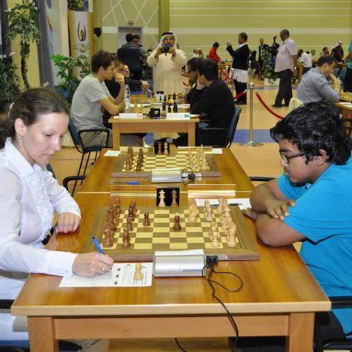Dubai Open Round 7-2014