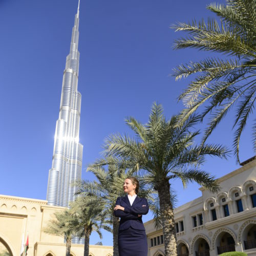 Burj Khalifa 2015