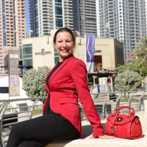 Dubai Marina 2015
