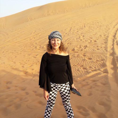 Desert in Dubai 17.02.2015
